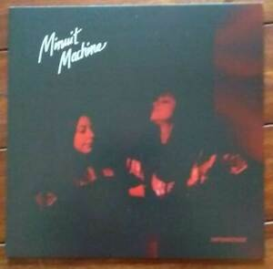 Minuit-Machine-Infrarouge-Orange-VINYL-LP-2019