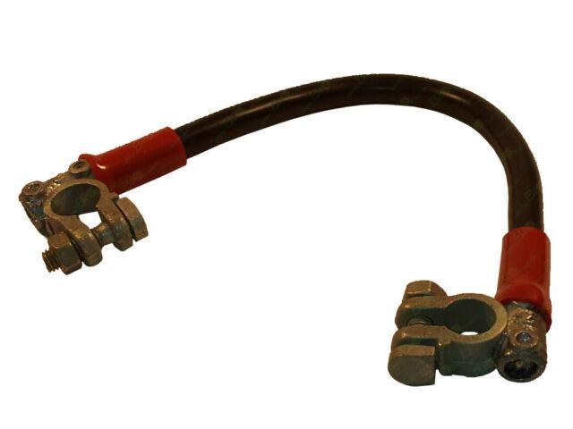 Batterieverbindungskabel 35 / 50mm² mit Polklemmen 90° High Flex - Batteriekabel