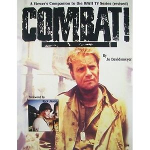 Combat a viewer's companion book by jo davidsmeyer tv show series.