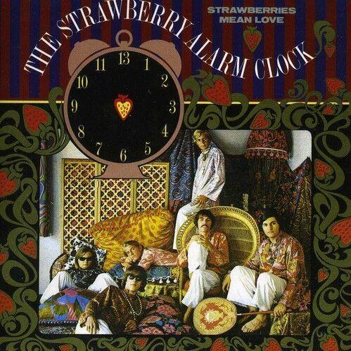 Strawberry Alarm Clo - Strawberries Mean Love [New CD] UK - Import