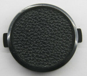 46mm  - Front Snap On Lens Cap - Unbranded - Textured - USED V400
