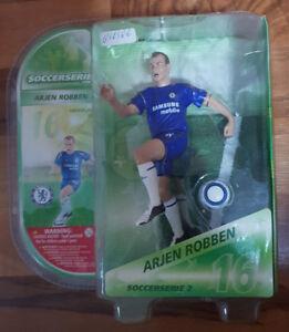 Details Zu 3d Stars Soccer Serie 2 Arjen Robben Chelsea Fussball Figur