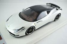 1/18 APM Ferrari 458 Italia Novitec Rosso White ltd 10 pcs.