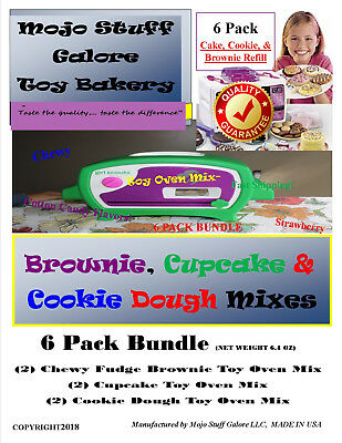 Girl Scout Cookie Oven Cookie Mix Refill Cake Mix /& Cookie Dough Mixes  FRESH!