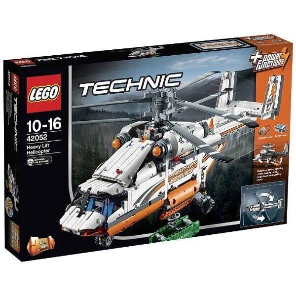 nuovo Lego Technic Heavy Lift Helicopter (42052) - nuovo  Released.  tempo libero