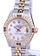 Ladies-Rolex-Datejust-26mm-White-MOP-Diamond-Dial-Diamond-Bezel-QUICKSET thumbnail 1