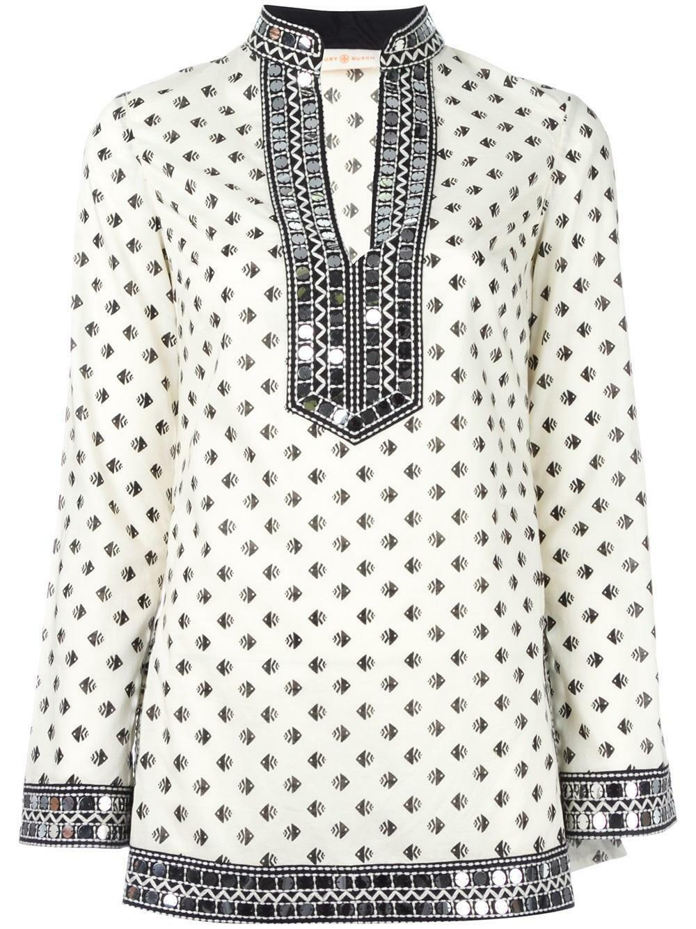 Tory Burch Sequin Embellished Tunic (6)