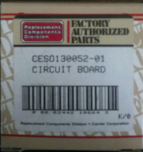Carrier Bryant Rectifier Control Circuit Board CESO130052-01 NEW