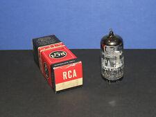 RCA 5879 Röhre Tube Vacuum Pentode Elektronenröhre neu in OVP