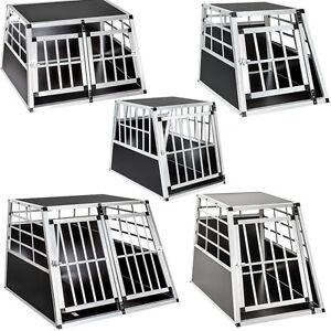 Caisse-a-chien-Alu-Box-Boite-de-transport-pour-chien-puceelectronique-gitterbox-ALU-NOUVEAU