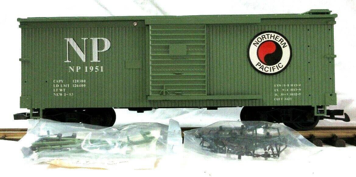 ROUSA 1951 NORTHERN PACIFIC scatola auto