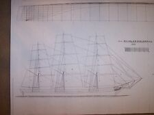 CHARLES H MARSHALL ship plans