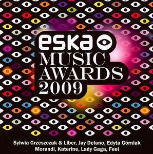 ESKA-MUSIC-AWARDS-2009-INNA-POKORA-LADY-GAGA-WILK-KATERINE-DELANO-CD-sealed