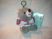 CODY SIMPSON KOALA BEAR BACKPACK CLIP PLUSH NEW WITH TAG 2011 SALE PRICE