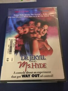 Dr. Jekyll and Ms. Hyde DVD Sean Young Tim Daly Lysette ...