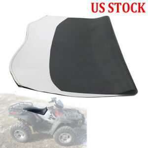 Astounding Details About Seat Cover For Polaris Sportsman 335 400 500 600 700 Ho Atp 4X4 1996 2004 Black Alphanode Cool Chair Designs And Ideas Alphanodeonline