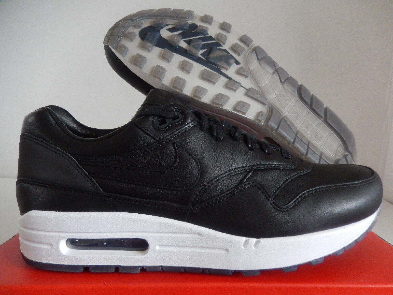 NIKELAB Deluxe Nike Air Max 1 Deluxe NIKELAB Pinnacle Negronegroblanco [859554001] efbd39
