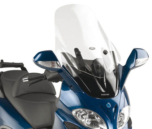 PARABREZZA SPECIFICO PIAGGIO X9 200 250 500 EVOLUTION KAPPA MOTO KD229ST