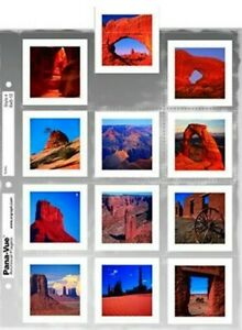 Pana-Vue-Archival-Top-Loading-Slide-Page-Holds-12-120-6x6-Slides-100-Pages