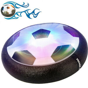 26a81892f80d Hover Ball Air Power Soccer Disc Football LED Lights Game Indoor ...