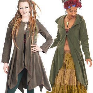 Pixie Psy Jacket Trance Cloak Hippie Boho Clothing Jacket Hippy wIqzpIr