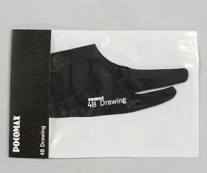 4B Drawing Gloves Available Left & Right Hand For Graphics Tablet WACOM HANVON