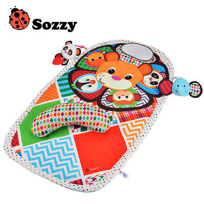 Free Shipping Baby Play Mat Gym Activity Toy Game Blanket Carpet Crawl Nappy Pad