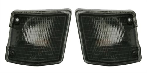 SMOKED REAR TAIL LIGHTS LAMPS /& INDICATORS FOR VW BUS T2 /& T3  1979-1992