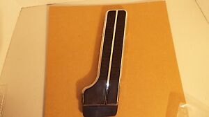 65 66 67 68 69 70 CHEVROLET IMPALA DELUXE RUBBER GAS PEDAL WITH NEW TRIM