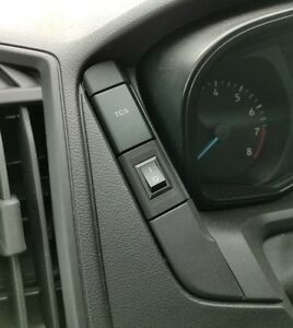 Ford-Transit-2015-Dash-switch-adapter-with-switch