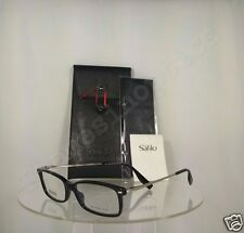 Brand New Authentic Hugo Boss 0549 Eyeglasses CSA Black Frame BO0549