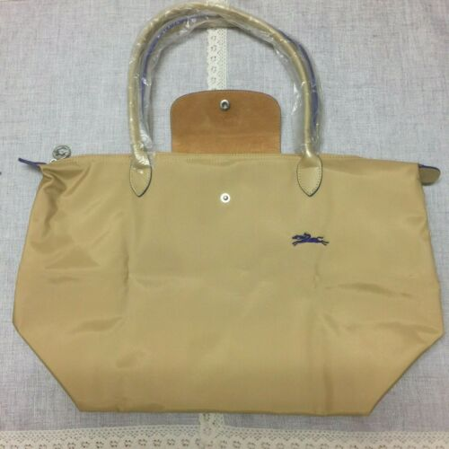 poignᄄᆭes ᄄᄂ Grand bandouliᄄᄄre Le nylon longues Pliage AbricotLongchamp ᄄᄂ Club sac en NOn0XP8wkZ