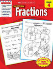 Scholastic Success with Fractions, Grade 4 by William Earl (Paperback / softback)