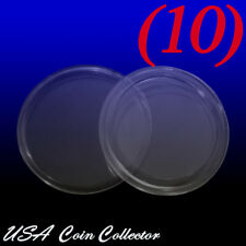 06011 DIRECT FIT AIR TITE COIN CAPSULES FOR Small Dollar 26MM 10 Lot