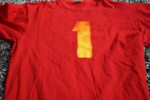 THE-BEATLES-NO-1-RARE-PROMOTIONAL-ONLY-RECORD-COMPANY-039-T-SHIRT-FROM-2000