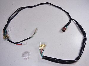 Details about Honda CT70 70 CT70H K0 TRAIL ST50 ST 50 DAX MAIN WIRING on honda nc50 wiring harness, honda sl70 wiring harness, honda key, honda cb550 wiring harness, honda s90 wiring harness, scooter brake electrical harness, honda sl125 wiring-diagram, honda ruckus wiring-diagram 03, honda cb750 wiring harness, honda ct90 wiring harness, honda ruckus gy6 wiring-diagram, honda ruckus wiring switch, honda crf450x wiring harness,