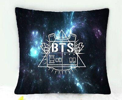 Bangtan Boys kpop BTS Star galaxy Pillow Cushions Goods KPOP NEW