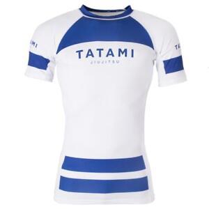 Tatami Turtle BJJ Rash Guard Adult Mens MMA Brazilian Jiu Jitsu Compression Top