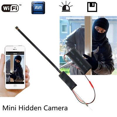 Mini WiFi Pinhole DIY Module Home Wireles Video Hidden Wireless Spy Camera New