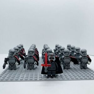 20x-Captain-Plasma-Storm-Troopers-Mini-Figures-LEGO-STAR-WARS-Compatible