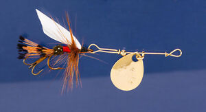 Joe-039-s-Flies-Royal-Coachman-Size-8-197-8-FACTORY-DIRECT