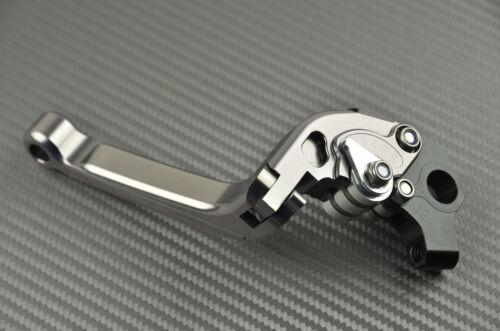 Adjustable Folding Flip Up Levers TITANIUM CNC Yamaha Raptor YFM 700 2015-2017