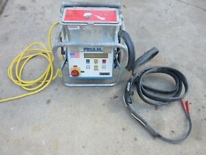 Details about Friatec Friamat Electrofusion Machine Plastic Pipe Fusion  110v NOT WORKING