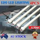 4X12V 50CM LED Strip Lights BAR Caravan 4WD Camping Fishing BOAT Awning Tent Car