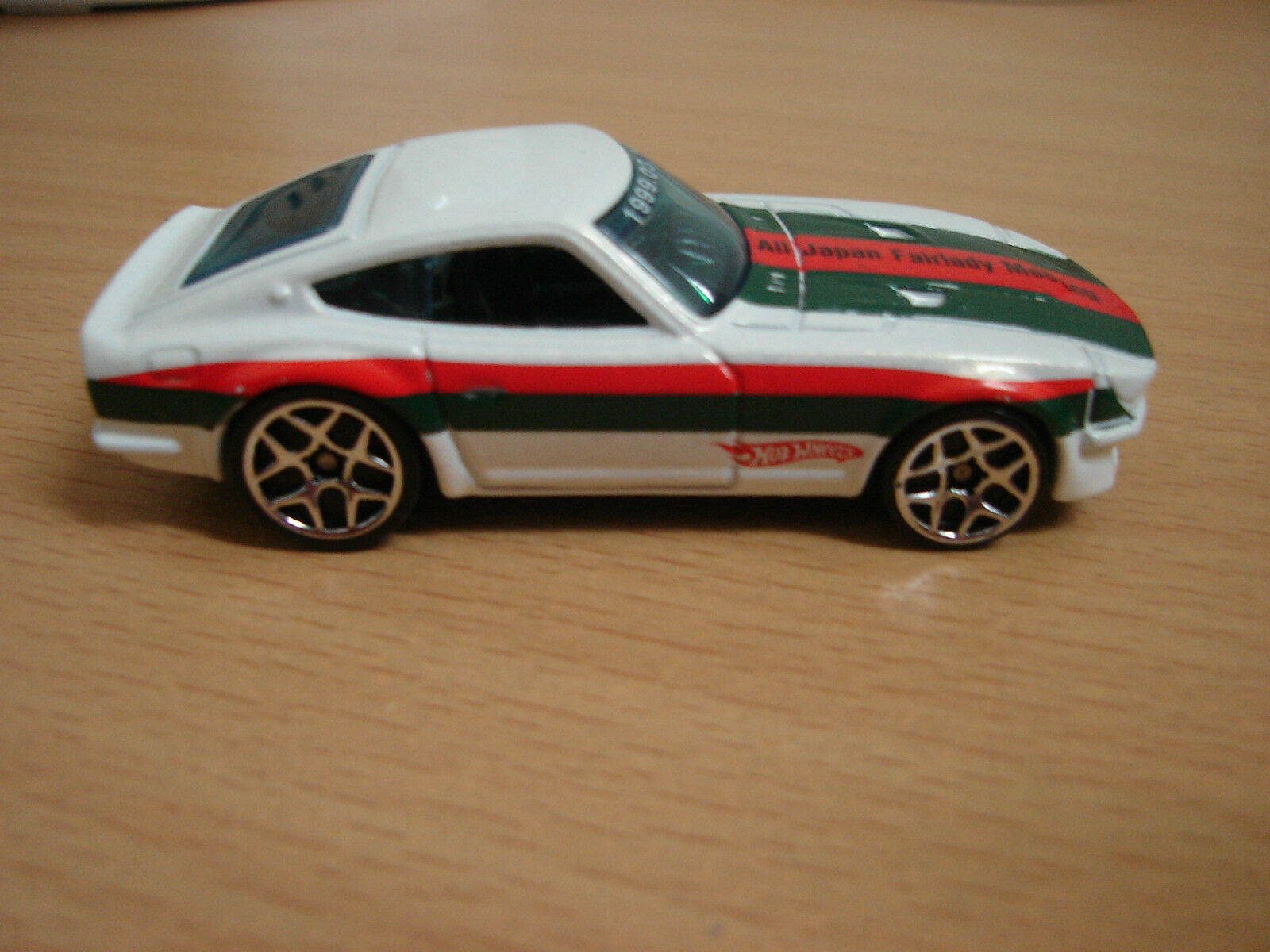 Hot wheels All Japan Fairlady Meeting Limited Edition Edition Edition 1999 Datsun 240 Z T hunt 724e5f