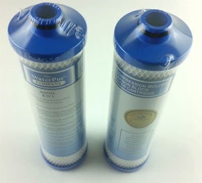 Pair The Water Pur Company KW1 10-inch Fresh Water Filter for Forest River RVs