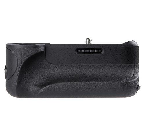 Ayex batería pinzamiento formato alto mango mango para Sony a6300 a6000
