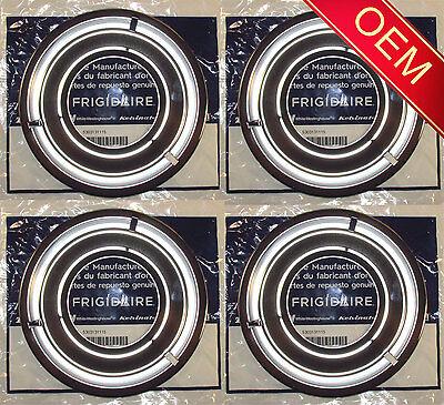 4 Pack 5303131115 Oem Genuine Frigidaire Kenmore Tappan