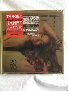 Janet-Jackson-20-Y-O-CD-DVD-NEW-Target-Exclusive-box
