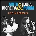 Airto Moreira - Live in Berkeley (Live Recording, 2013)